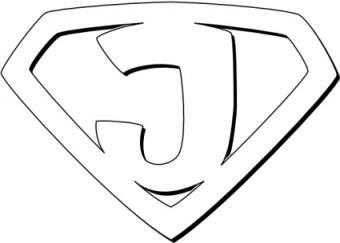 super-jesus-clip-art